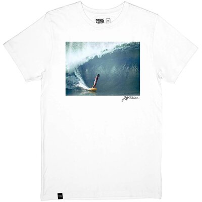 Dedicated Stockholm Lopez Tee White