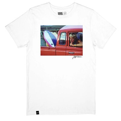 Dedicated Stockholm Honolua Beaver Tee White