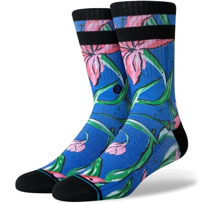 Stance Poly Blend Socks Waipoua ST Crew