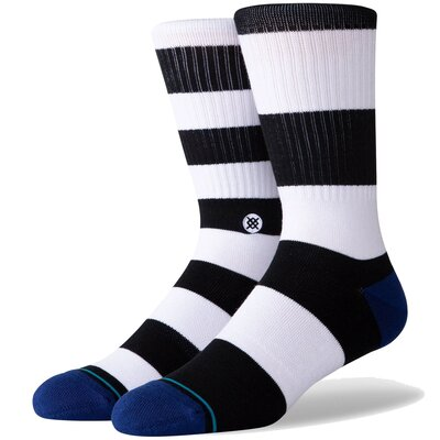 Stance Combed Cotton Socks Mariner ST