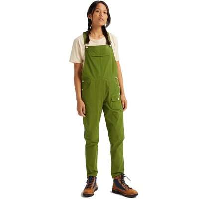 Burton Chaseview Overall Pesto Green
