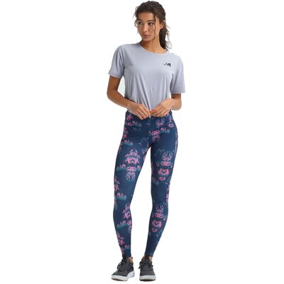 Burton Womens Luxemore Legging Dress Blue Stylus