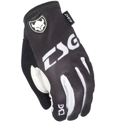 TSG Bike Glove Slim Solid Black