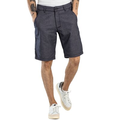 Reell Flex Grip Chino Short Superior Navy