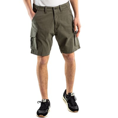 Reell City Cargo Short ST Olive