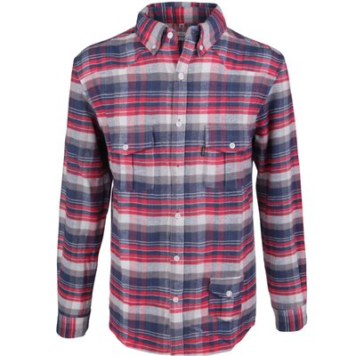 Alprausch Usgang Toni Shirt Red Check