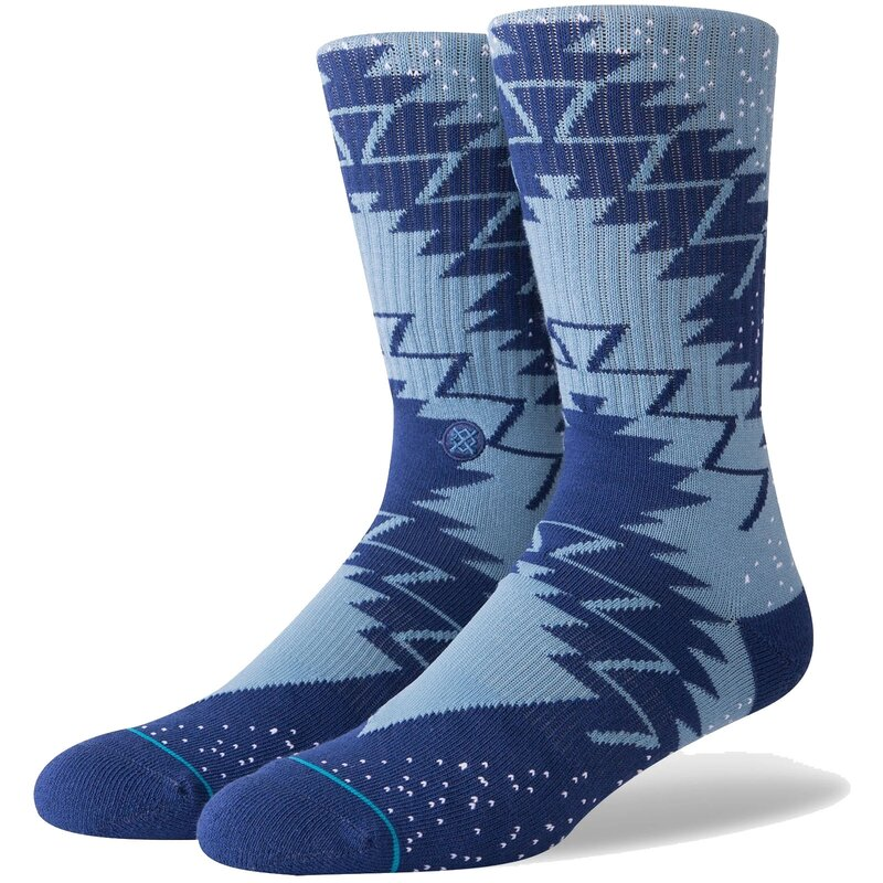 Stance Combed Cotton Socks Shasta Blue