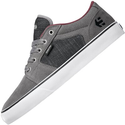 Etnies Barge LS Grey/Black/Gold