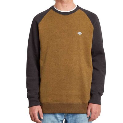 Volcom Homak Crew Golden Brown