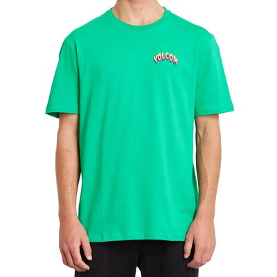Volcom Michael Walrave FA SS Tee Scaromatic Green