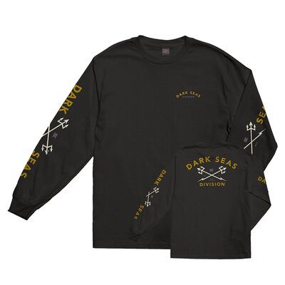 Dark Seas Headmaster Longsleeve Black