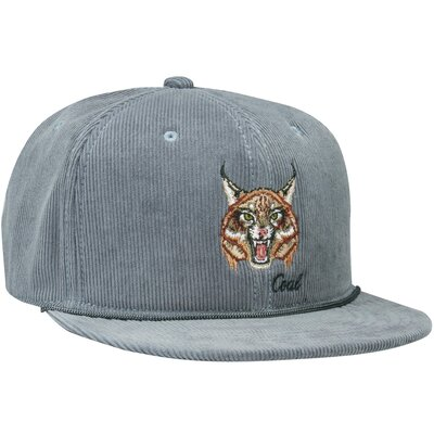 Coal The Wilderness Cap Grey Bobcat