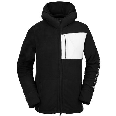 Volcom Polartec Fleece Black