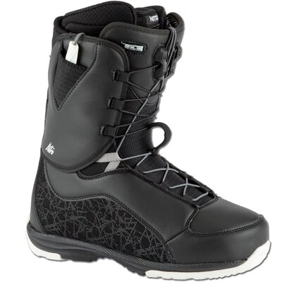 Nitro Wmns FuturaTLS Boot Black/White 21