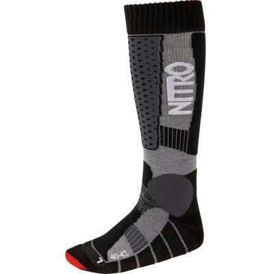 Nitro Snowboard Socks Team