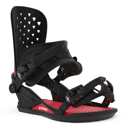 Union Strata Snowboard Bindung Black