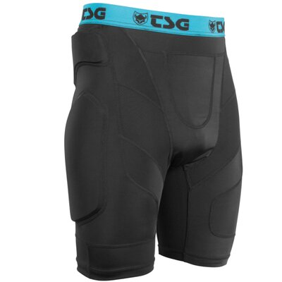 TSG Crashpant A Black/Blue