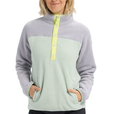 Burton Hearth Fleece Pullover Lilac