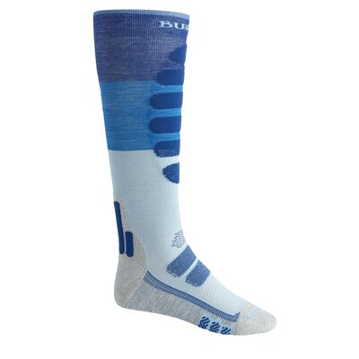 Burton Performance + Ultralight Compression Sock Blue