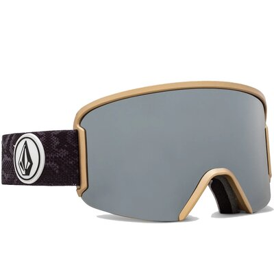 Volcom Goggle Garden Slither/Bronze Chrome
