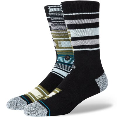 Stance Combed Cotton Socks Breaking Up