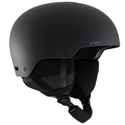 Burton Anon Raider Black