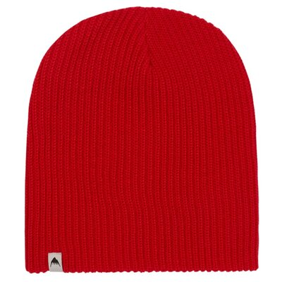 Burton All Day Long Beanie Flame Scarlet