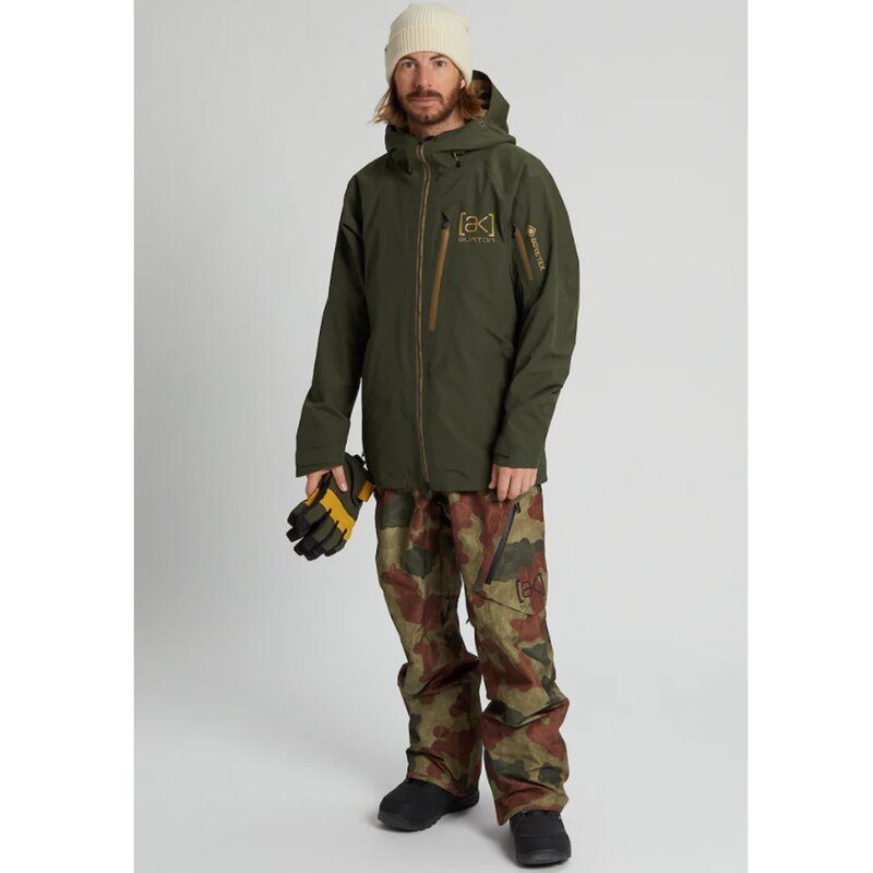 Burton AK Gore-Tex Cyclic Jacket Forest Night