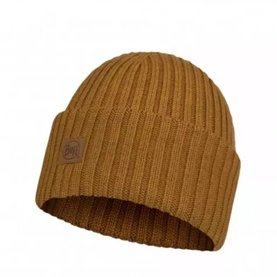 Buff Merino Wool Fisherman Hat Ervin Mustard