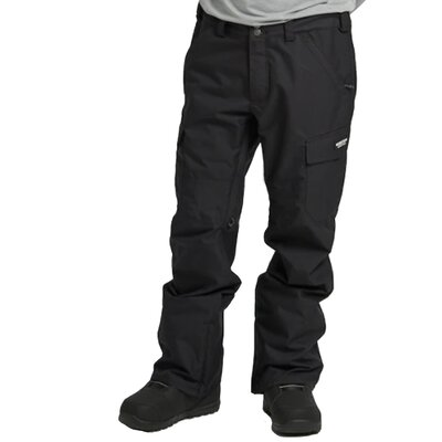 Burton Cargo Pant Relaxed True Black