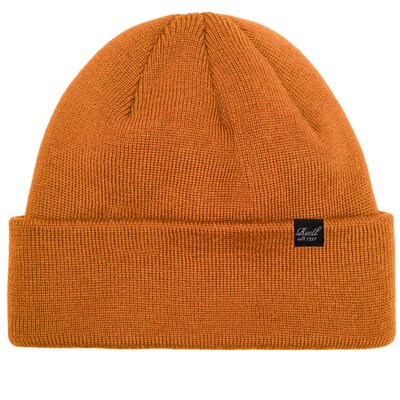 Reell Logo Beanie Orange
