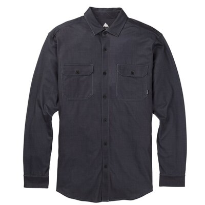 Burton Midweight Oxford Shirt True Black Carpenter