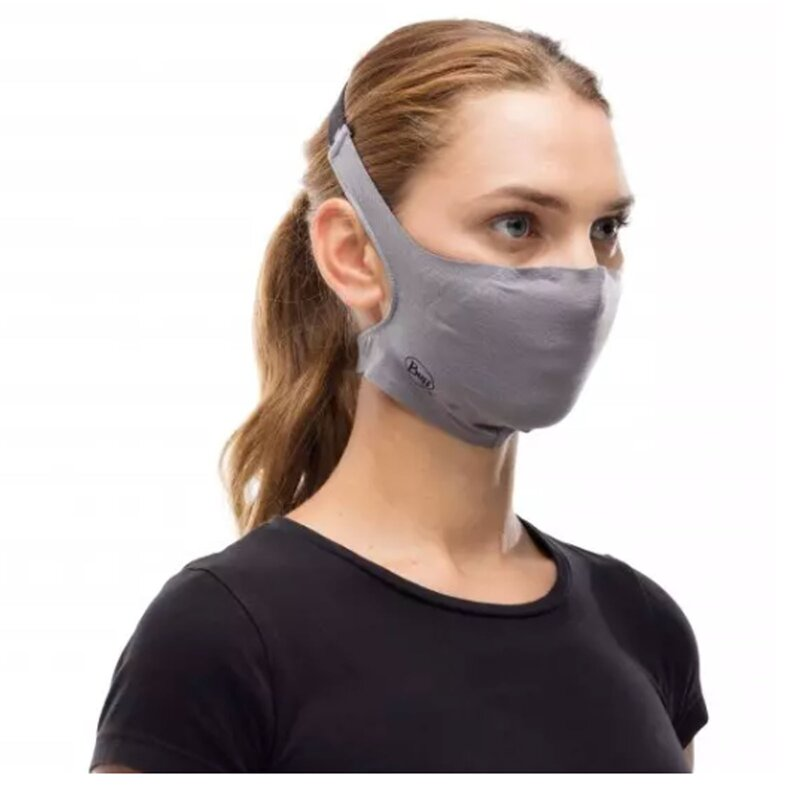 Buff Filter Maske Grey
