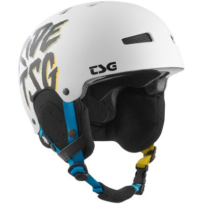 TSG Snow Helm Gravity Youth Fluo