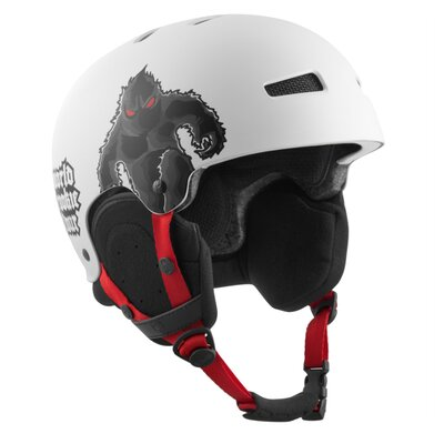TSG Snow Helm Gravity Solid World Rookie Tour White