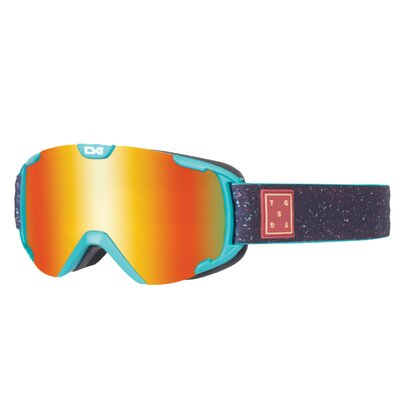 TSG Goggle Expect Galaxy Spray + Bonus Lens