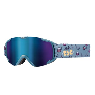 TSG Goggle Expect 2.0 Mini Yeti Party + Bonus Lens