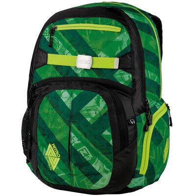 Nitro Hero Pack 37L Wicked Green