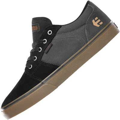 Etnies Barge LS Black/Gum/Dark Grey