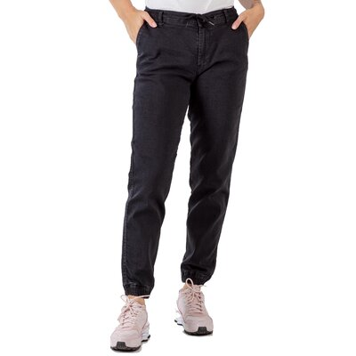 Reell Reflex Women Black Wash Denim