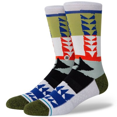 Stance Combed Cotton Socks Los Molinos Grey