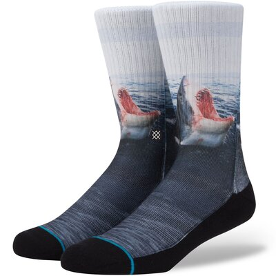 Stance Combed Cotton Socks Landlord Blue