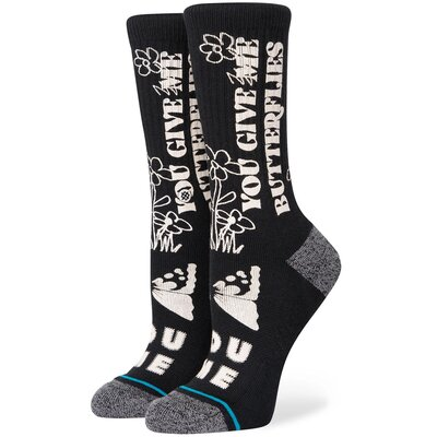 Stance Womens Socks You And Me 4 Ever