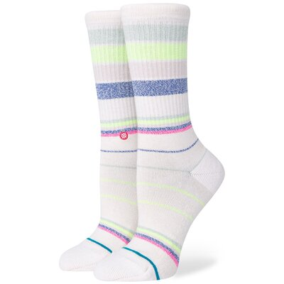 Stance Womens Socks Happy Thoughts Crew