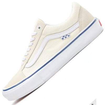 Vans Skate Old Skool Pro Off White