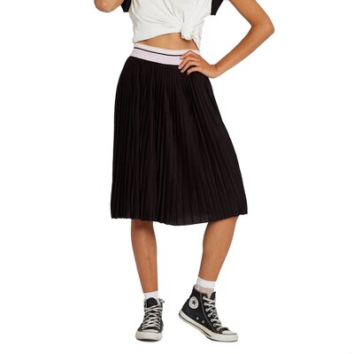 Volcom Siiya Skirt Rock Black