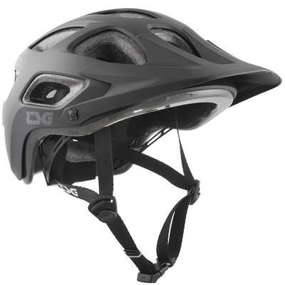 TSG Bike Helm Seek Satin Black