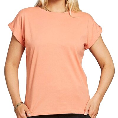 Dedicated Tee Visby Base Coral