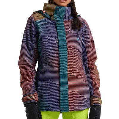 Burton Jet Set Jacket Gradient Spun Out