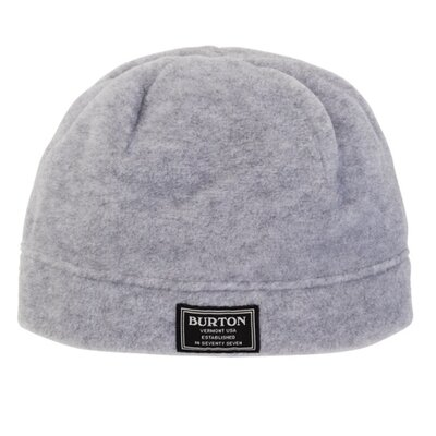 Burton Ember Fleece Beanie Gray Heather